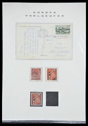 Lot 33728 Stamp Collection Europa Cept 1950-1985.
