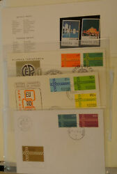 Lot 19889 Stamp Collection Europa Cept 1956-1989.