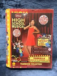High School Musical Dress Up Accessory Kit Yearbook Gabriella New Sealed