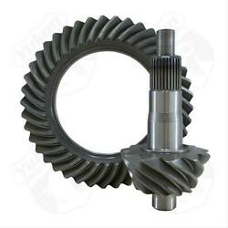 Yukon Ring And Pinion Set 24135 Gm 10.5 14-bolt 4.111 4-series Carrier