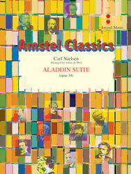 Aladdin Suite Opus 34 Score And Parts Carl Nielsen Amstel Music Score And Pa