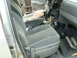 2004-6 Dodge Durango Seats Front Middle 2nd 3rd Row Of Cloth Gray,power,l5d5,17k