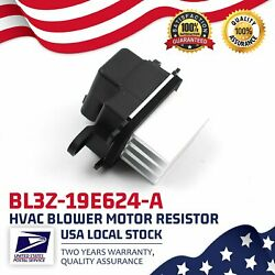 Blower Speed Control Module Resistor For Ford Mercury Lincoln 9l3z19e624b New Us