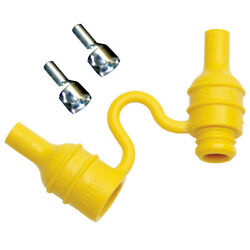 Blue Sea 5061 Waterproof Inline Fuse Holder Agc/mdl - Accepts 12-18 Awg Wire