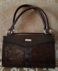 Miche Brown Classic Base Purse With Christa Shell