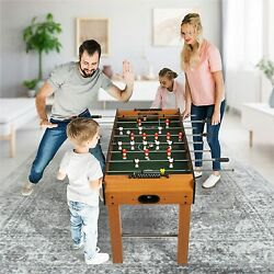 Koreyosh Soccer Game Table Foosball Table Family Indoor Game For Adult Teen Gift