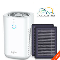 H13 Hepa Air Purifier For Allergies Remove Smoke Odor Dust Cleaner Eliminator