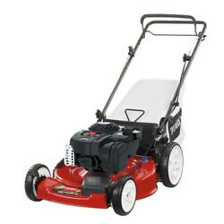 Toro Self Propelled Lawn Mower- Gas 22 In. 9-position With Bagger High Wheel.