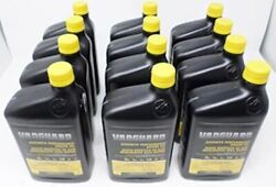 Briggs And Stratton 15w-50 12 Quarts Full Synthetic Vanguard Engine Oil