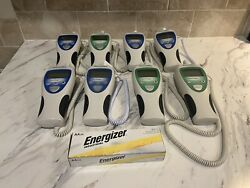 Half Price - Lot Of 10 - Welch Allyn Suretemp Thermometers-free Batteries