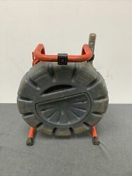 Ridgid Color Compact Seesnake Video Inspection Sewer Camera 80andrsquo