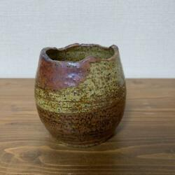Vase Flower Case Pottery Good Condition Free Shipping
