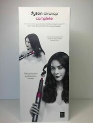 Dyson Airwrap Complete Styler For Multiple Hair Types And Styles Fuchsia New
