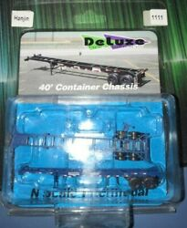 Deluxe Innovations 1111 1160 N 40' Container Chassis - Hanjin Shipping 2