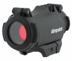 Aimpoint Micro H-2 Red Dot Reflex Sight, 2 Moa Dot Reticle, W/ Lrp Mount 200211