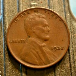 Better 1932-p Lincoln Wheat Cent 1c.  8026