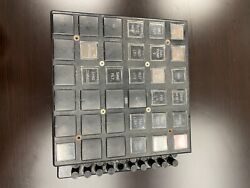 P/n 350a61-1750-00 Switch Panel Ar Aviation Parts