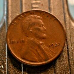 Better 1932-p Lincoln Wheat Cent 1c.  7996