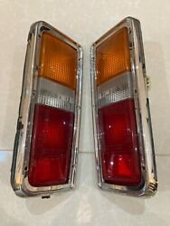 Fj56 And Fj55 Rear Combination Lamp Rh And Lh Pair