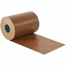 Aviditi Waxed Paper Rolls 12 Inches Kraft 1 Roll Non-abrasive Made In The Usa
