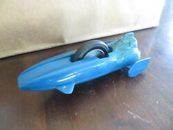 1970 Kenner Prod, Co. Mini Ssp Super Sonic Power Dragster No Pull Cord
