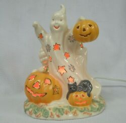 Lenox Occasions Ghost Lighted Sculpture Halloween Holiday Sku 6241657