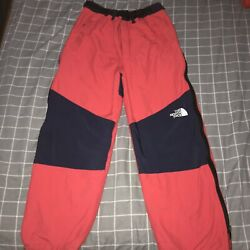 Rare The Gortex Pants Size Medium Red And Navy