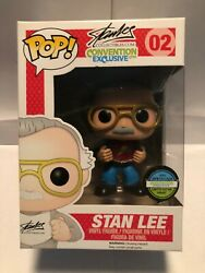 Funko Pop 2014 Convention Exclusive - Supercon Stan Lee Limited Edition