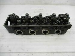 Cylinder Head With Valves Without Camshaft Also Vw Lt 35 28-46 Ii Box