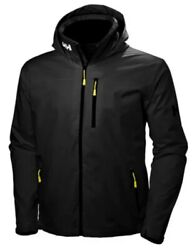 Helly Hansen Crew Hooded Midlayer Jacket New W/tags Retail 175 Sale 50