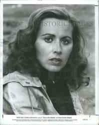 1981 Press Photo Kate Nelligan As Lucy In The Eye Of The Needle - Rsh40257