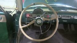 1954 Hudson Super Jet Oem Steering Wheel With Horn Button / Pad