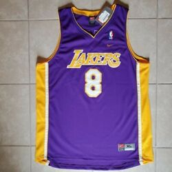 Kobe Bryant Los Angeles Lakers Nike 8 Jersey New With Tags