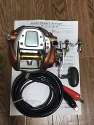 Daiwa Seaborg 750mt Use Only Little