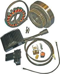 Cycle Electric 60 Series Alternator Kit 38a Ce-69s-04 Harley Davidson Sportster
