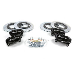 Agency Power Big Brake Kit Front And Rear Black Can-am X3 Turbo