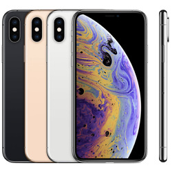 New Apple Iphone Xs 64gb 256gb - Sealed Unlocked Atandt Sprint T-mobile Smartphone