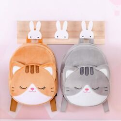 Animal Plush Backpack Baby Gifts Soft Plush Backpack Kids Bags Birthday Gift $46.57