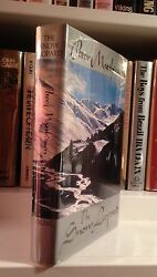 Peter Matthiessen The Snow Leopard Rare Signed 1st Edition National Book Award