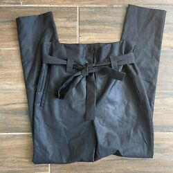 Nwot Generation Love High Waist Paperbag Trouser Size Xs/s