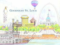 Goodnight St. Louis Book The Fast Free Shipping