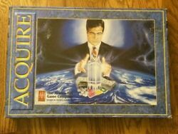 Avalon Hill Acquire Board Game - 1995 - Hotel Stocks, Game Of High Finance
