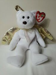 Halo Ii Authentic Rare Beanie Babies Ty- Same Day Shipping