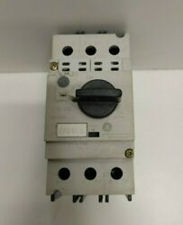 Guaranteed Ge General Electric 35-50a 1000v Motor Starter Gps2bhat