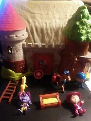 Mike The Knight Glendragon Castle Playset W/sounds Fisher Price Toy Mattel 2012