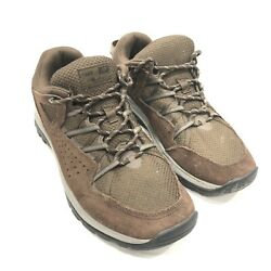 New Balance 669v2 Mens Athletic Trail Walking Shoes Size 8 2e Wide Brown