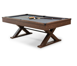 Classic Sport Dunhill Pool Table - 87 , Mid-size Indoor Pool Table