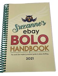 Suzanneand039s Ebay Bolo Handbook 2021 Study Guide To Selling 125 High Profit Items