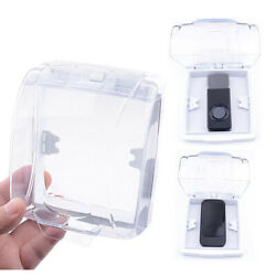 Waterproof Cover Wireless Doorbell Door Bell Ring Chime Button Transmitters Hq