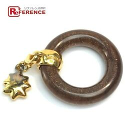 Hermes Scarf Accessories Star- Touring Travel Ion Limit Wood Ring Womenand039s 6-211